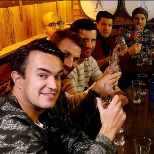 Irish Whiskey enjoyed with Dublin Whiskey Tours