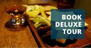 Dublin Whiskey Tours - Deluxe Food & Whiskey Tour