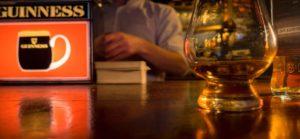 Irish Whiskey & Guinness