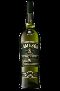 Jameson Pot still Irish Whiskey 18 year old Rare Vintage Ireland