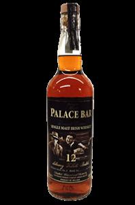 Palace Bar 12 year old Irish Single Malt