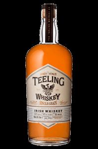 Teeling Irish Whiskey Single Grain Cabernet Saugnivon Barrel Aged