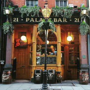 The Palace Bar - Dublin Pub