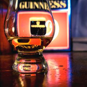 Dublin Whiskey Tour - Irish Whiskey Tasting