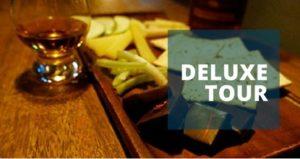 deluxe whiskey & food tour Dublin Whiskey Tour