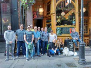 Dublin Whiskey Tourists