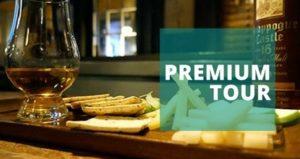 premium food & whiskey Dublin Whiskey Tours