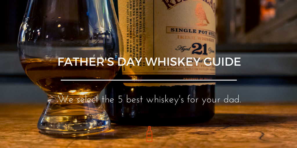 Father's Day Whiskey Buying Guide - Dublin Whiskey Tours