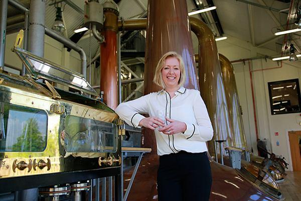 Dublin Whiskey Tours - Lisa Ryan Walsh Whiskey