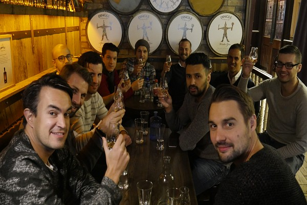 Dublin Whiskey Tours - Whiskey Tourists