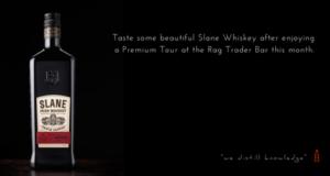 Dublin Whiskey Tours - Slane Whiskey