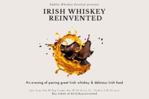 IRISH WHISKEY REINVENTED - OPEN GRAPH