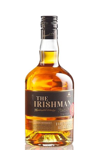 Celtic Whiskey Shop - The Irishman's Founder's Reserve - Best Whiskey under €40