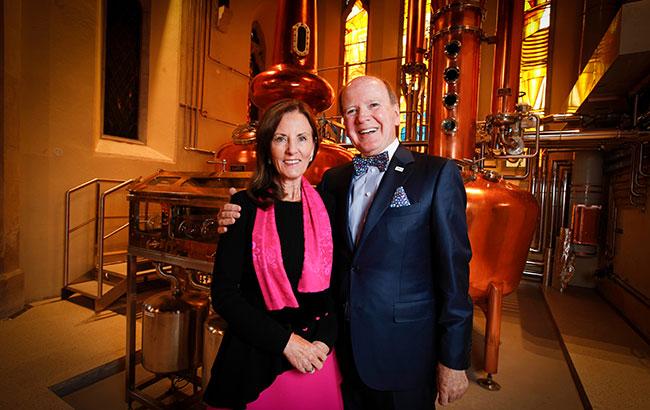 Dublin Whiskey Tours - Pearse-Lyons-Distillery