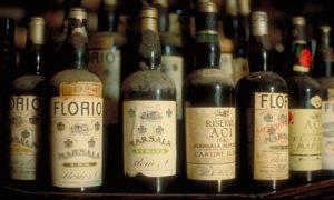 Walsh Whiskey and Florio Marsala