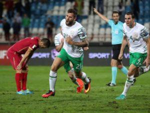 Ireland vs Serbia
