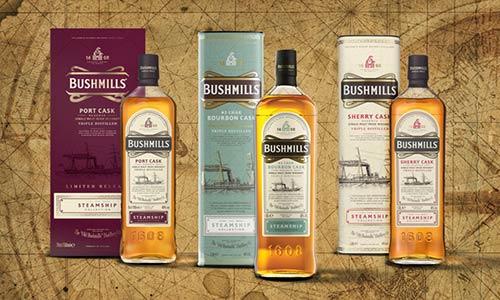 Irish Whiskey Weekly News - 2 Oct 2017 bushmills
