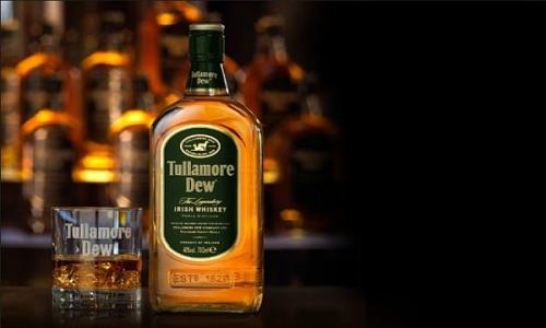Irish Whiskey Weekly News - Oct 26 2017 - Tullamore Dew
