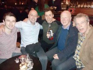 Dublin Whiskey Tours - Tasting Tour at the Palace Bar