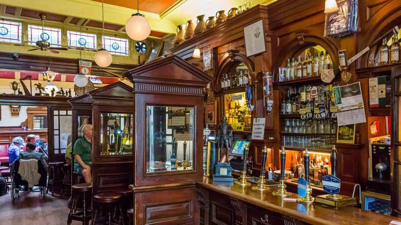 Our Dubln - The Palace Bar