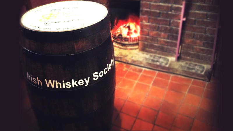 12 Whiskey Gifts of Christmas - Day 1 - Irish Whiskey Society Membership