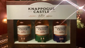 12 Whiskey Gifts of Christmas - Day 11 - Knappogue Minature Set