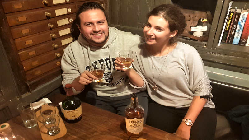 Whiskey Tasting Tour