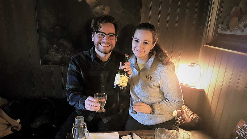 12 Whiskey Gifts of Christmas - Day 9 - Deluxe Whiskey & Food Experience