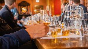 Dublin Whiskey Tours - Blend Your Own 4