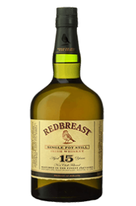 Dublin Whiskey Tours - Redbreast 15