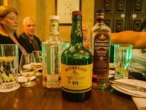 Dublin Whiskey Tours - Deluxe Food and Whiskey Tour