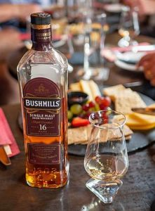 Dublin Whiskey Tours - Deluxe Whiskey Food Experience