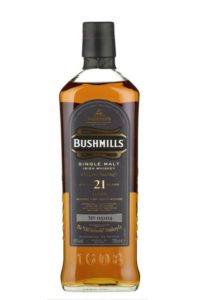 3 Irish whiskeys for when you need to spoil someone this Christmas - Bushmills-21-Years