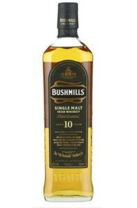 5 Irish whiskeys that will make the perfect gift this Christmas - Bushmills-10-Year-Old