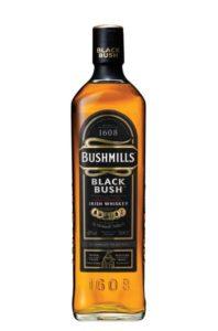 Perfect Irish Whiskey Christmas Gifts for under €40 - Bushmills-BlackBush
