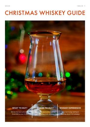 Dublin Whiskey Tours - Christmas Whiskey Guide 1