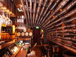 Dublin Whiskey Tours - Dingle Whiskey Bar