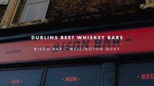 Dublin Whiskey Tours - Dublins Best Whiskey Bars - Bison Bar