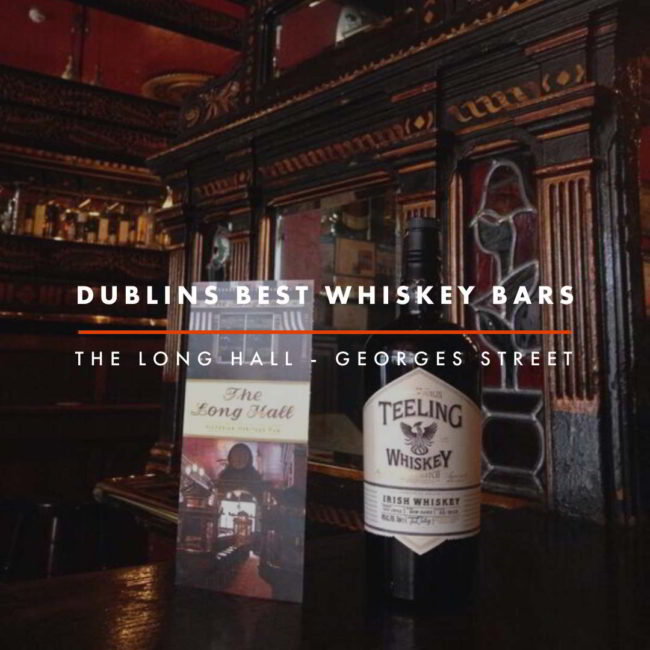 Dublin Whiskey Tours - Dublins Best Whiskey Bars - The Long Hall